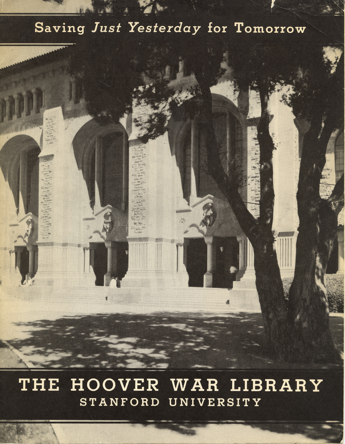 The Hoover War Library
