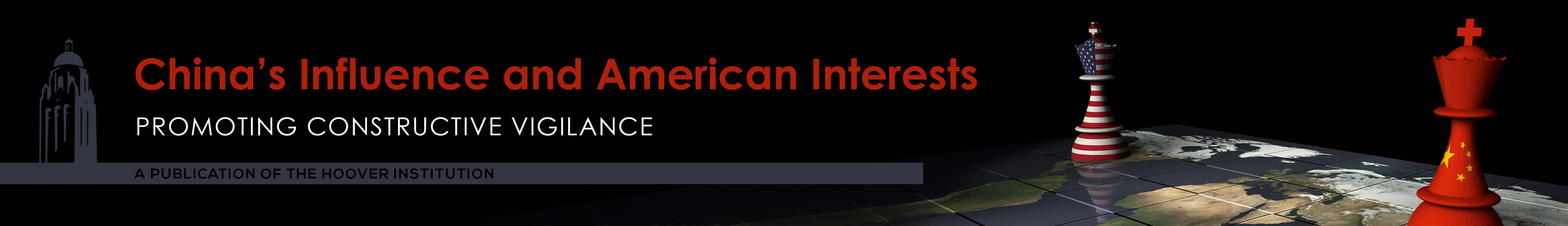 China's Influence & American Interests: Promoting