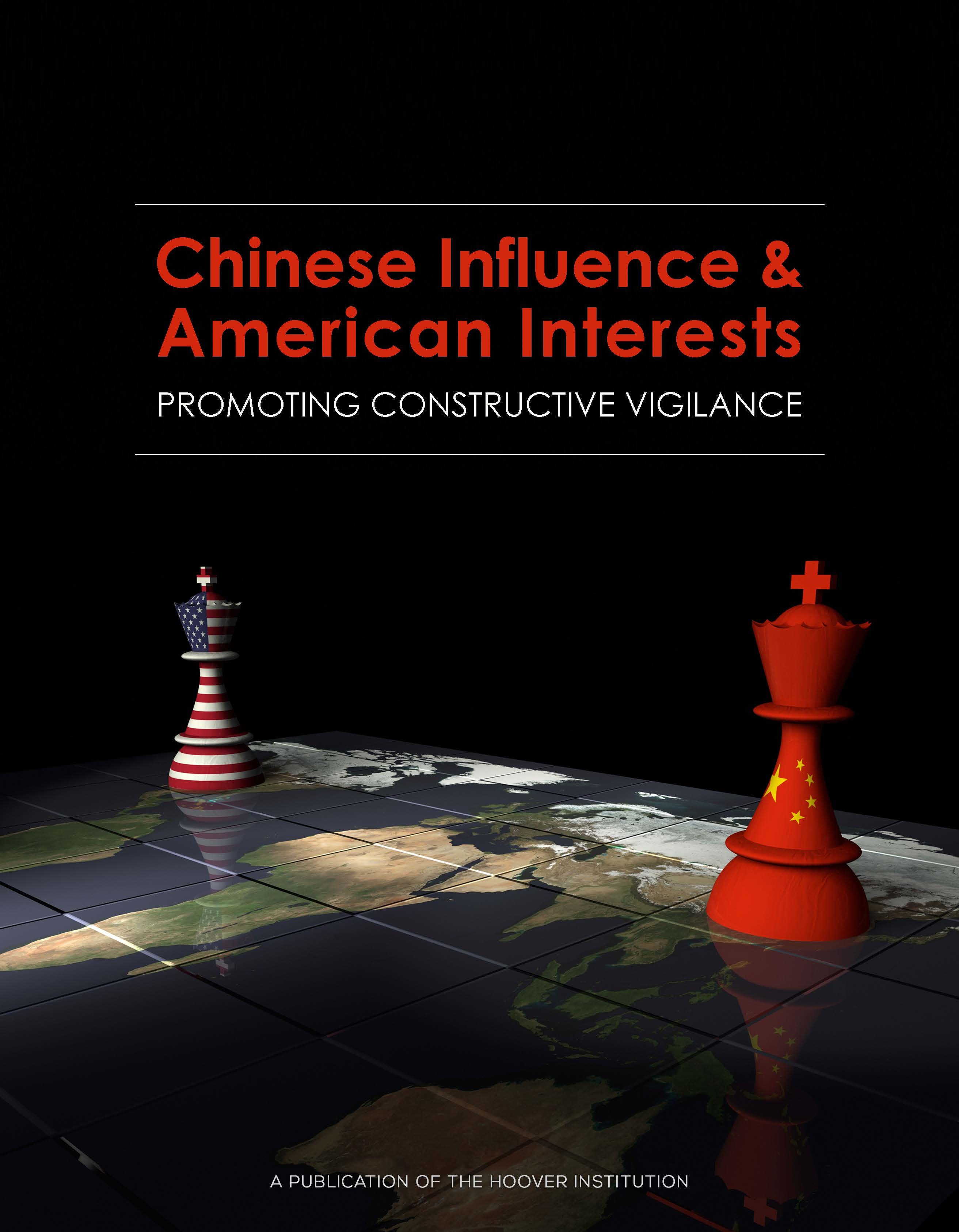 China's Influence & American Interests: Promoting Constructive