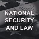 National Security and Law