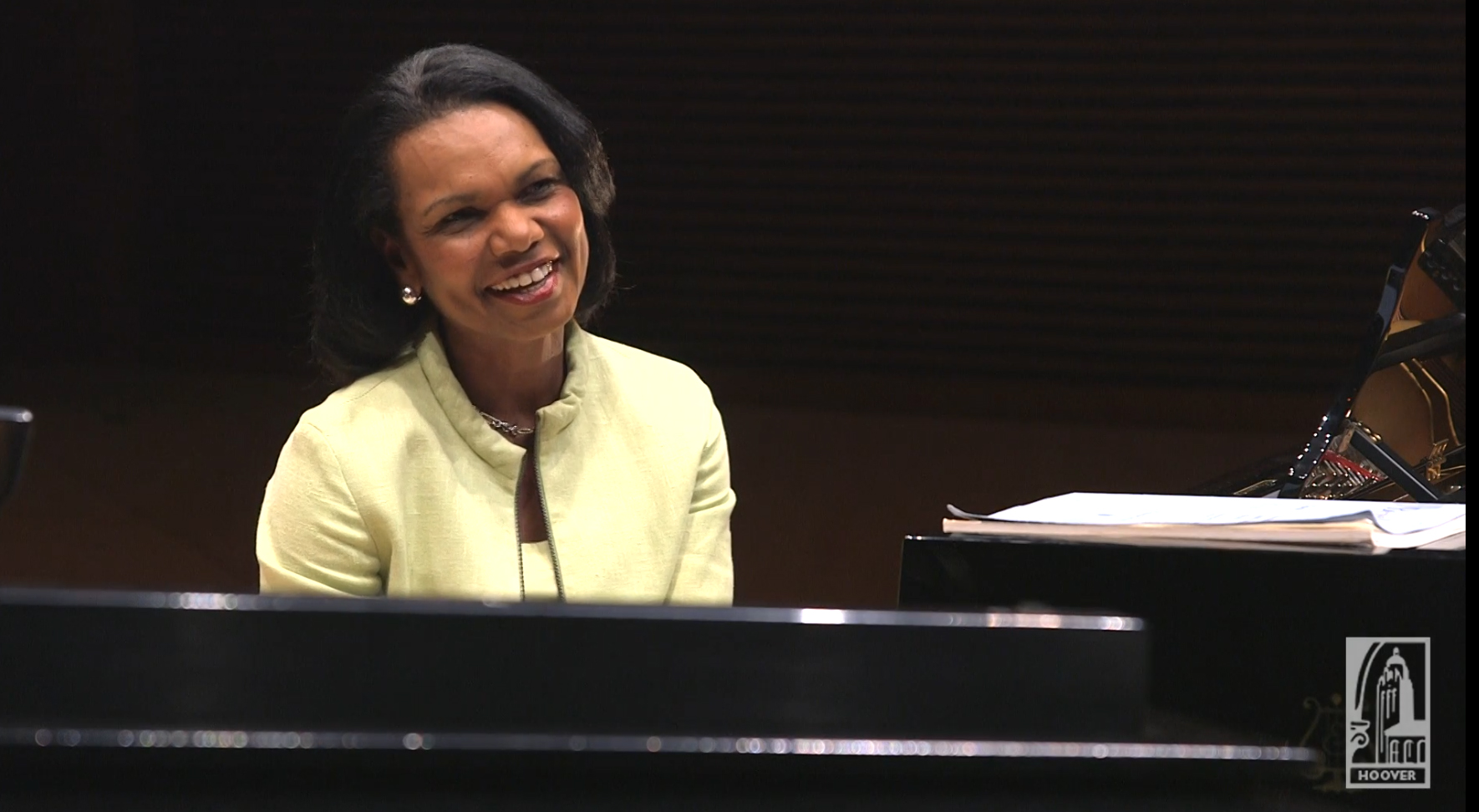 Condoleezza Rice's Feel