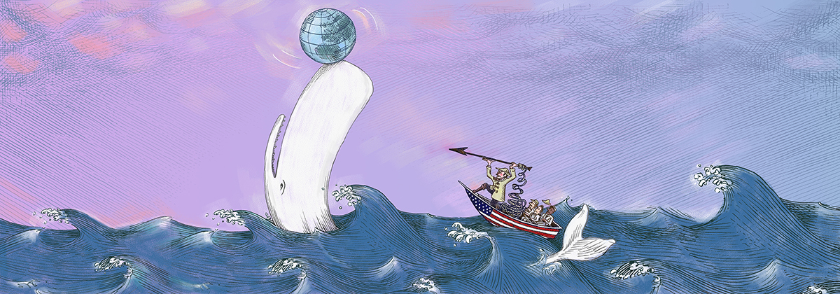 the moby dick guide to foreign policy hoover institution