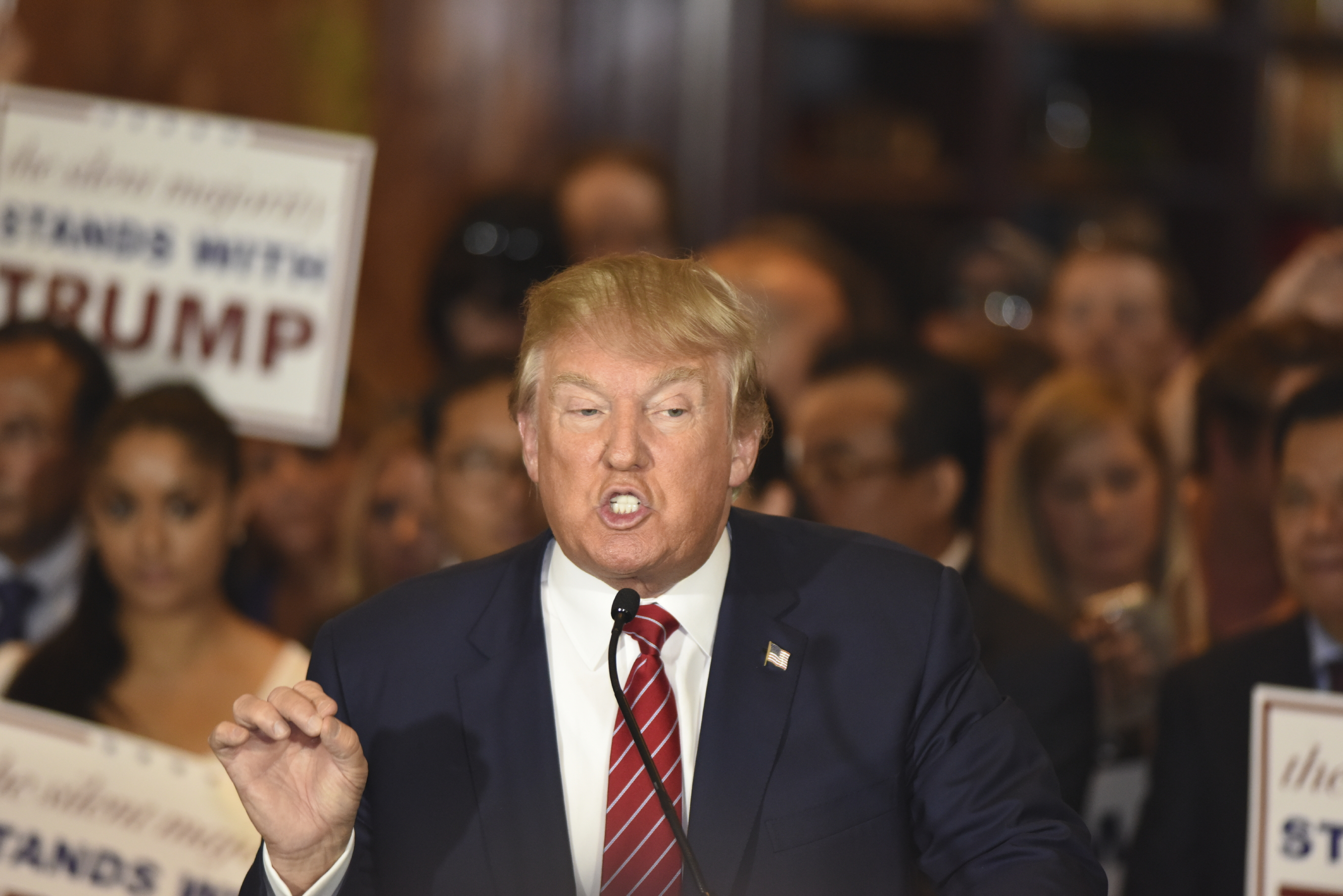 Is Donald Trump Keeping His Promises    The Atlantic The Huffington Post
