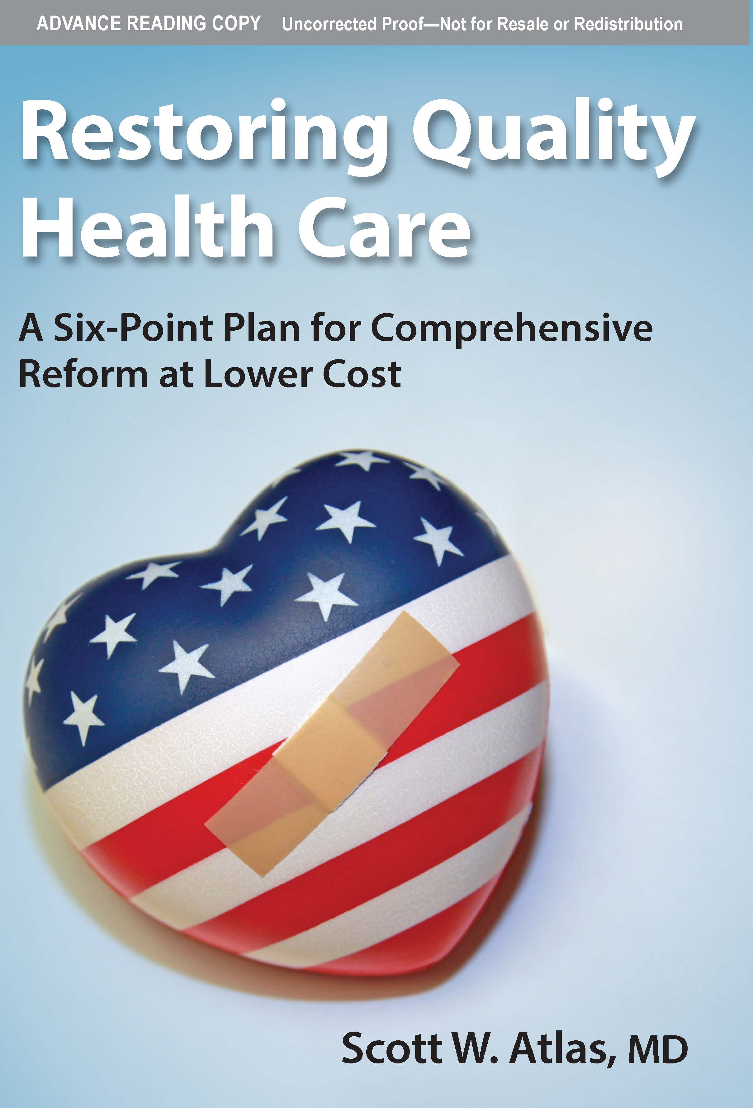 restoring quality health care  hoover institution