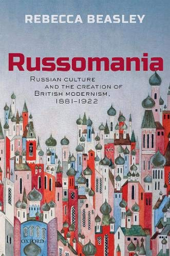Book cover of Russomania