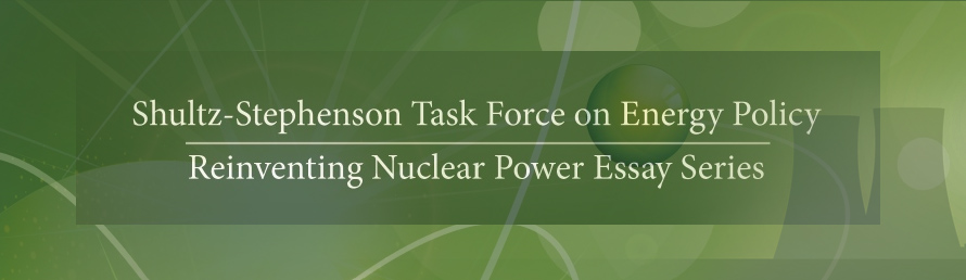 reinventing nuclear power institution