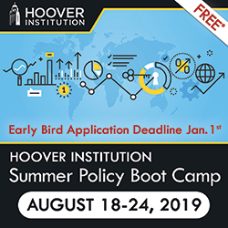 Hoover Daily Report   Hoover Institution