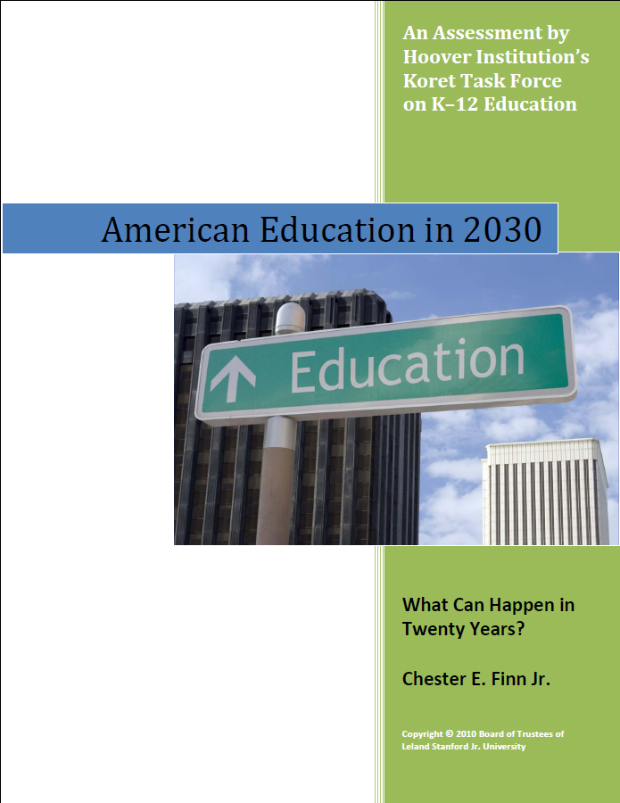 the american education and improvements essay