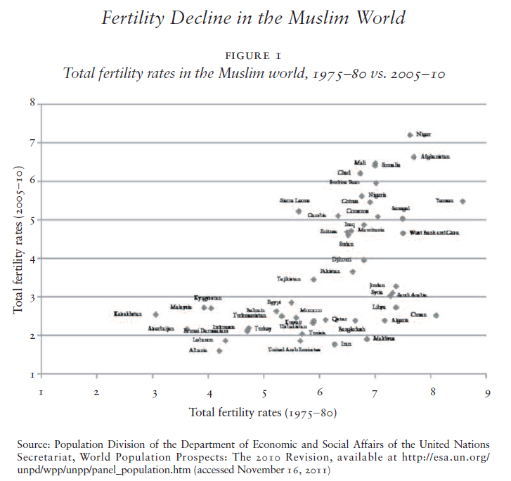 Fertility Decline in the Muslim World | Hoover Institution