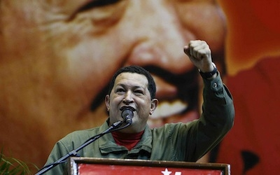 hugo chavez and venezuela by william ratliff