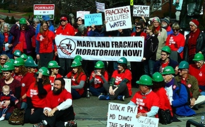 three cheers for fracking