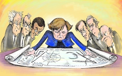 the euro crisis by russell berman