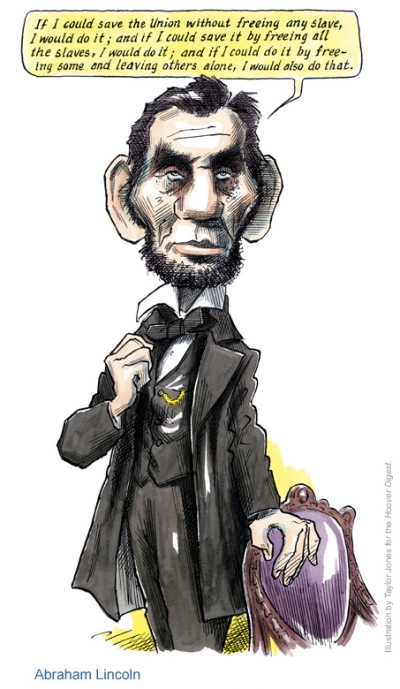 Research Paper on Abraham Lincoln?