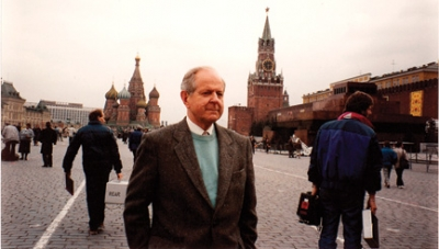 The man who helped kill the Soviet Union with information