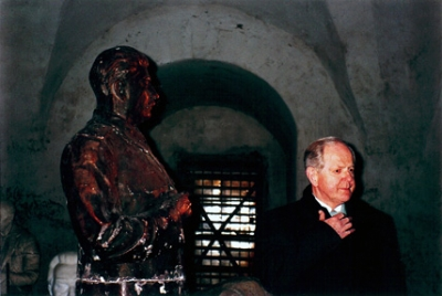 Robert Conquest and the Red Empire crew explore another Soviet secret in May 1990