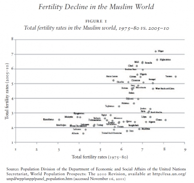 Fertility Decline in the Muslim World