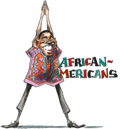 A is for African-Americans, who were the great presence, and absence, of the Obama campaign. A political alphabet by Tunku Varadarajan.