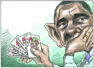 Obama's deck of cards