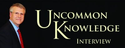 Peter Robinson Uncommon Knowledge logo