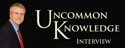 Peter Robinson Uncommon Knowledge logo inset