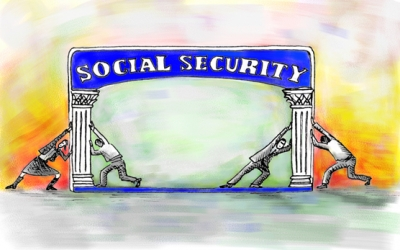 Social Security is insolvent